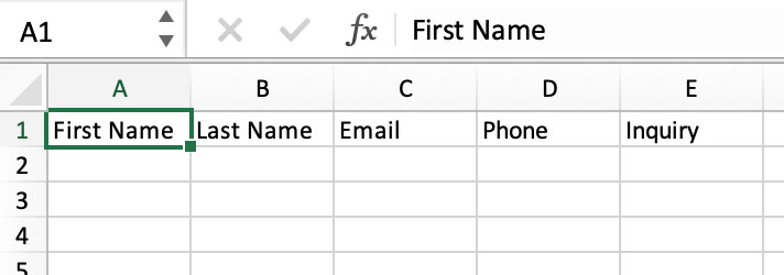 Push WordPress Forms To Google Sheets – WS Form