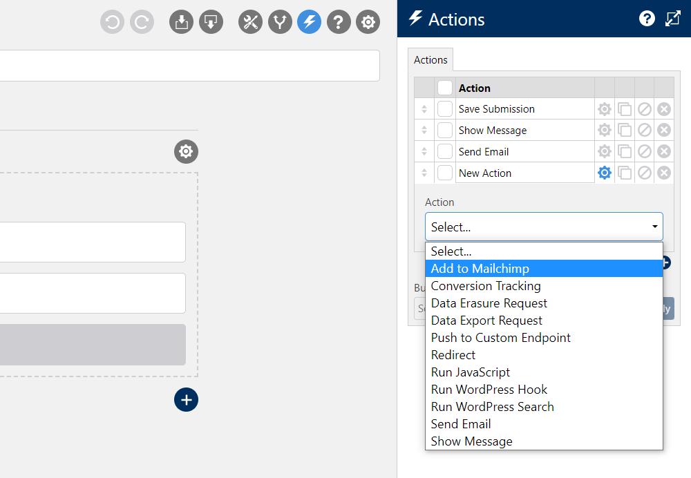 Creating a Mailchimp Form Manually