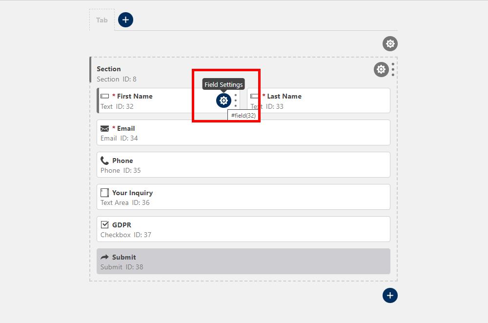 Creating Custom ARIA Labels